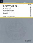 6 Concerti - J. B. de Boismortier