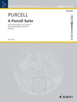 A Purcell Suite - H. Purcell SCHOTT
