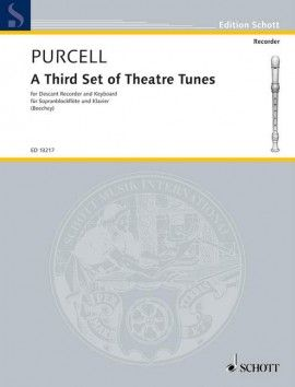 A Third Set of Theatre Tunes - H. Purcell SCHOTT