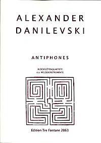 Antiphones - A. Danilevski Edition Tre Fontane