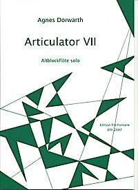 Articulator VII - A. Dorwarth Edition Tre Fontane