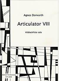 Articulator VIII - A- Dorwarth Edition Tre Fontane