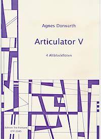 Artikulator V. - A. Dorwarth Edition Tre Fontane