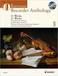 Baroque Recorder Anthology 3 - G. Heyens, P. Bowman