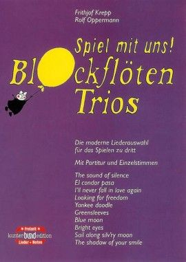 Blockflötentrios - F. Krepp, R. Oppermann SCHOTT