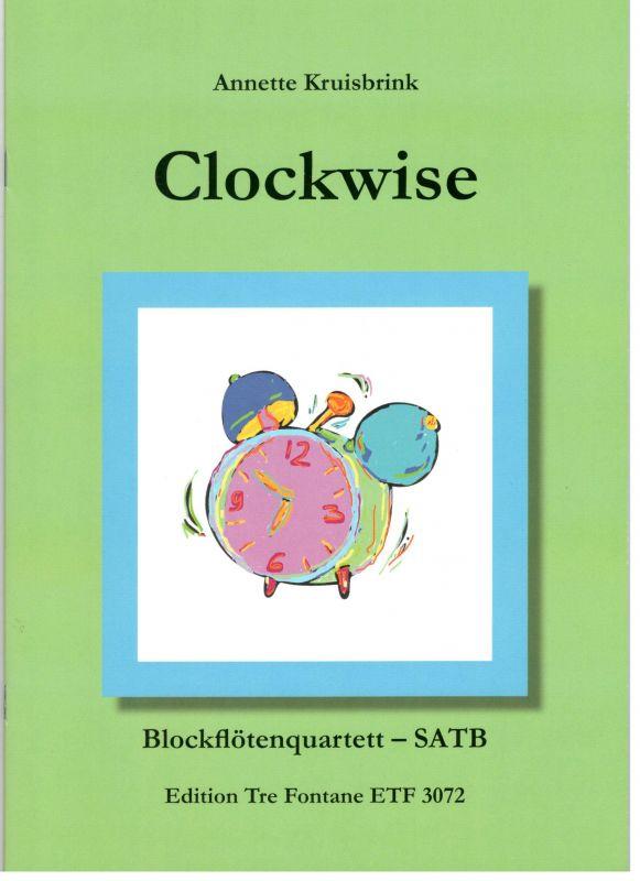 Clockwise - A. Kruisbrink Edition Tre Fontane