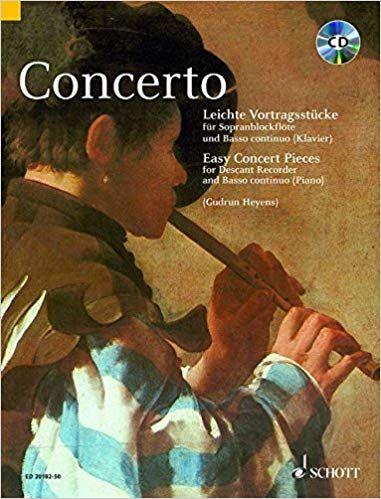 Concerto - G. Heyens SCHOTT