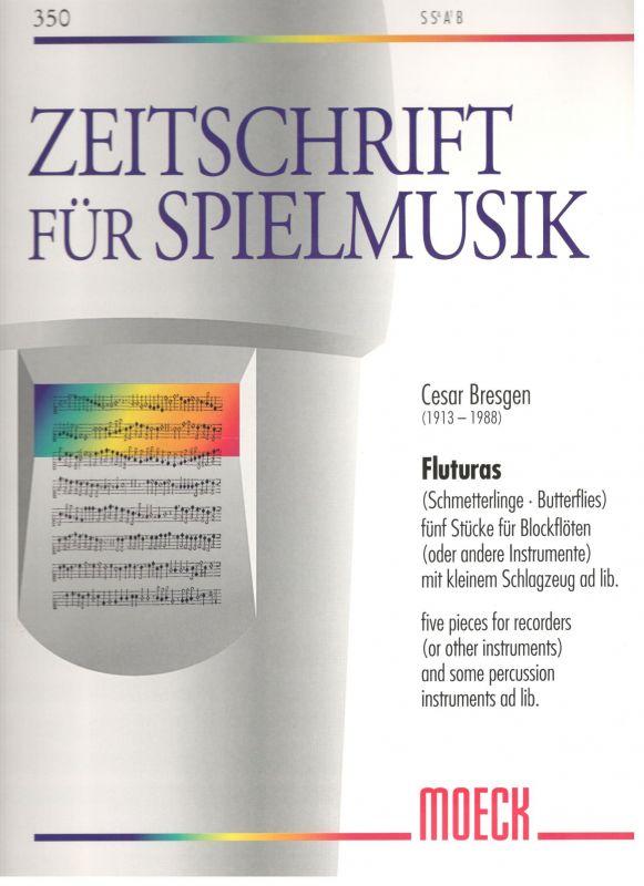 Fluturas - C. Bresgen Moeck