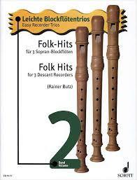 Folk Hits - R. Butz SCHOTT