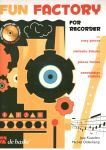 Fun Factory for Recorder - J. Kastelein, M. Ildenkamp de haske