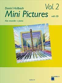 Mini Pictures 2 - alt - D. Hellbach Acanthus-music