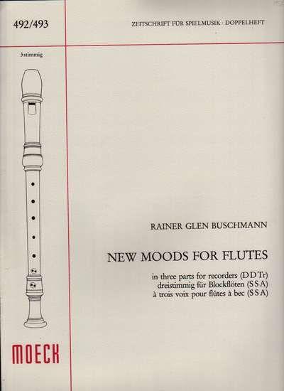 New Moods for Flutes - R. G. Buschmann Moeck