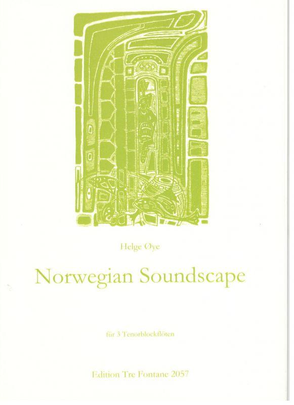 Norwegian Soundscape - H. Oeye Edition Tre Fontane