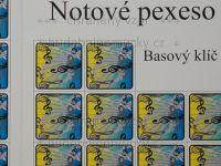 Pexeso - Basový klíč