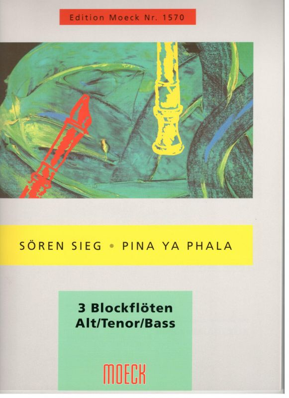 Pina Ya Phala - S. Sieg Moeck