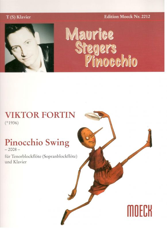 Pinocchio Swing - V. Fortin Moeck