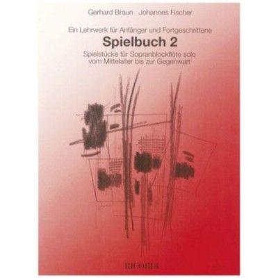 Spielbuch 2 - G. Braun, J. Fischer Ricordi