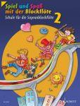 Spielbuch 2 - Spiel und Spaß mit der Blockflöte - G. Engel