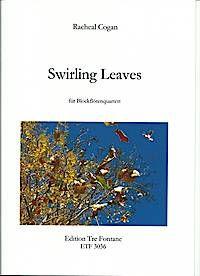 Swirling Leaves - R. Cogan Edition Tre Fontane