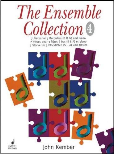 The Ensemble Collection Vol. 4 - J. Kembr SCHOTT