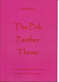 The Pink Panther Theme - H. Mancini Edition Tre Fontane