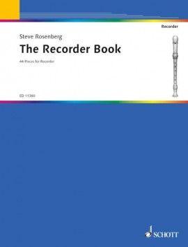 The Recorder Book - S. Rosenberg SCHOTT