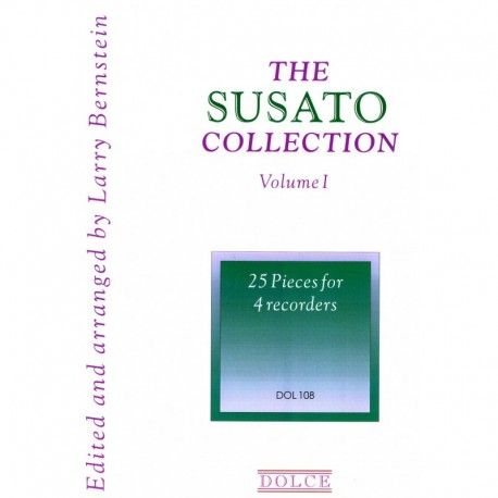The Susato Collection - Vol. 1 - Ed. L. Bernstein Dolce