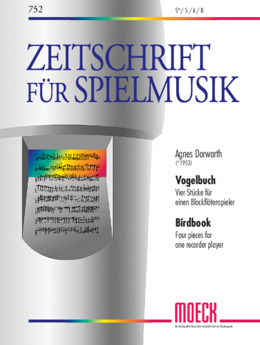 Vogelbuch - A. Dorwarth Moeck