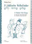 3 jiddische Volkslieder - P. Tenta Doblinger