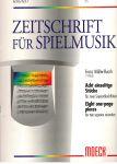 Acht einseitige Stücke - F. Müller-Busch Moeck