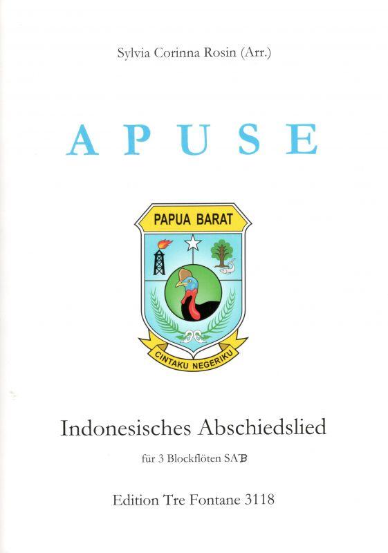 Apuse - S. C. Rosin Edition Tre Fontane