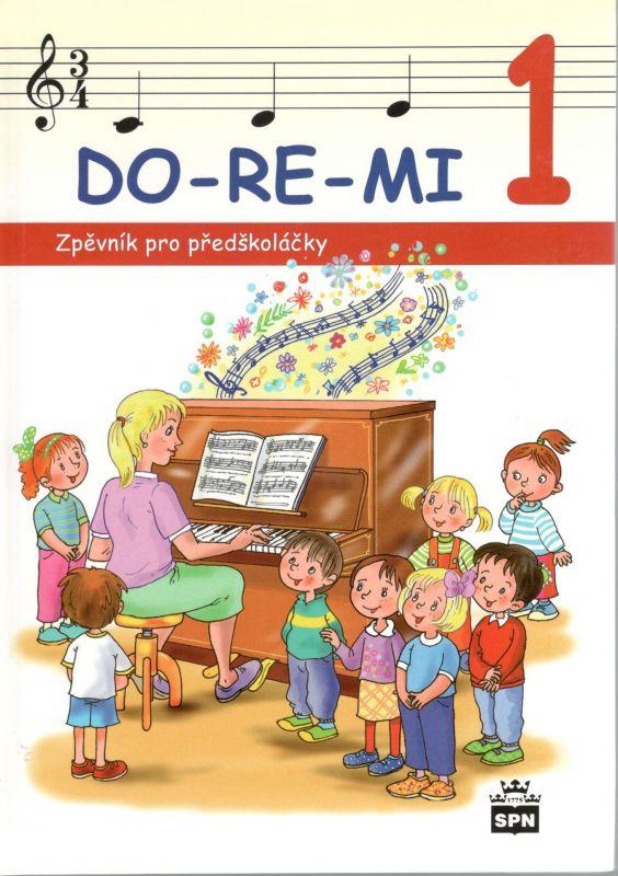 DO-RE-MI 1- Marie Lišková SPN