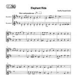 Easy Blue Recorder Duets - G. Russell-Smith Universal Edition
