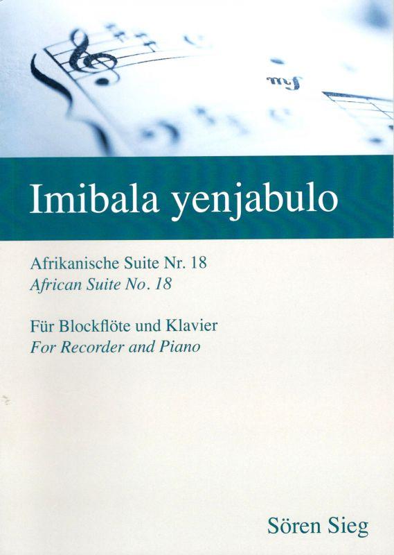 Imibala yenjabulo - S. Sieg Sören Sieg