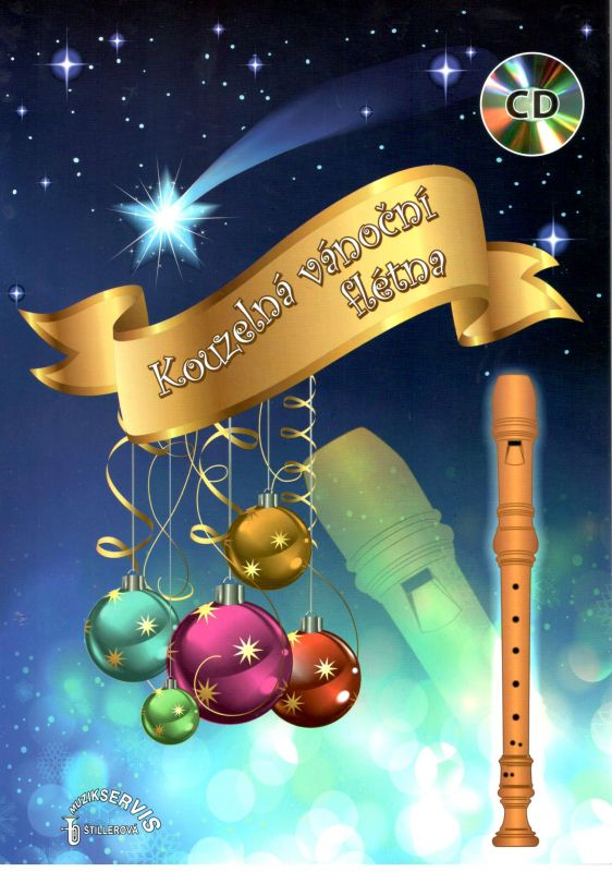 Kouzelná vánoční flétna Muzikservis
