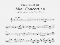 Mini Corcentino - D. Hellbach Acanthus-music