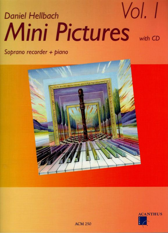Mini Pictures - D. Hellbach Acanthus-music