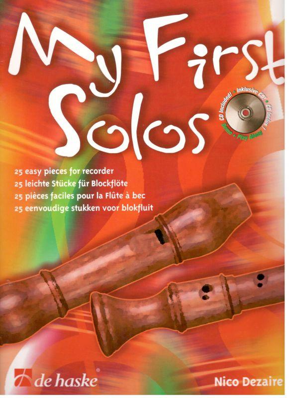 My First Solos - N. Dezaire de haske