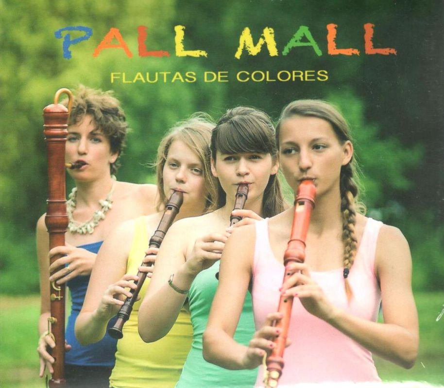 Pall Mall - Flautas de Colores Martina Komínková