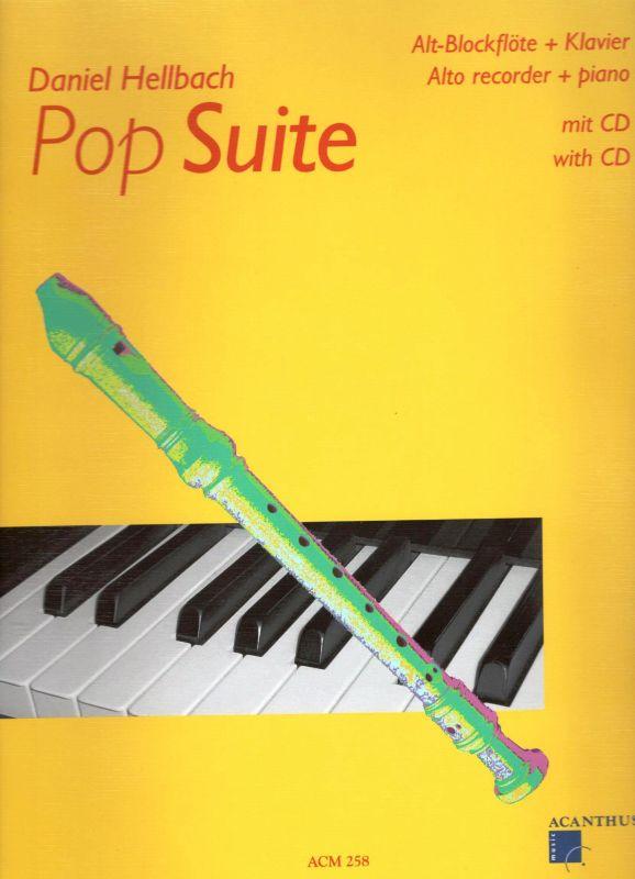 Pop Suite - D. Hellbach Acanthus-music
