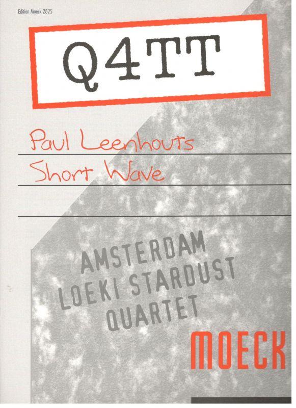 Short Wave - P. Leenhouts Moeck
