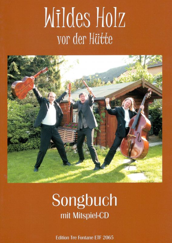 Songbuch - Wildes Holz Edition Tre Fontane