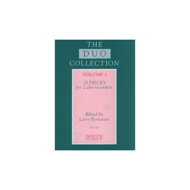 The Duo Collection- ed. by L. Bernstein Dolce