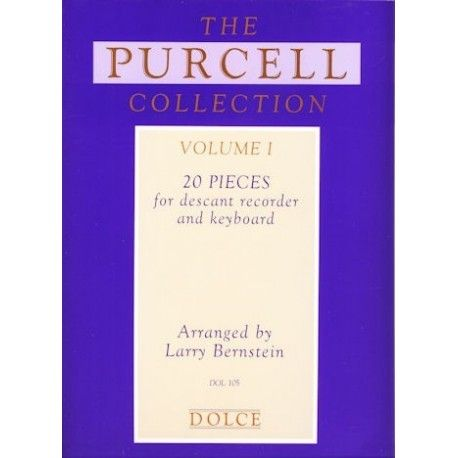 The Purcell Collection vol. 1 - Ed. by L. Bernstein Dolce