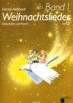 Weihnachtslieder Band 1 - alt - D. Hellbach
