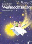 Weihnachtslieder Band 2 - alt- D. Hellbach