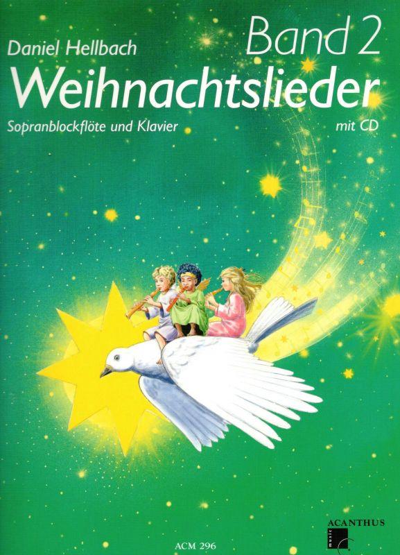 Weihnachtslieder Band 2 - D. Hellbach Acanthus-music